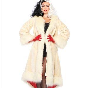Cruella Fur Coat